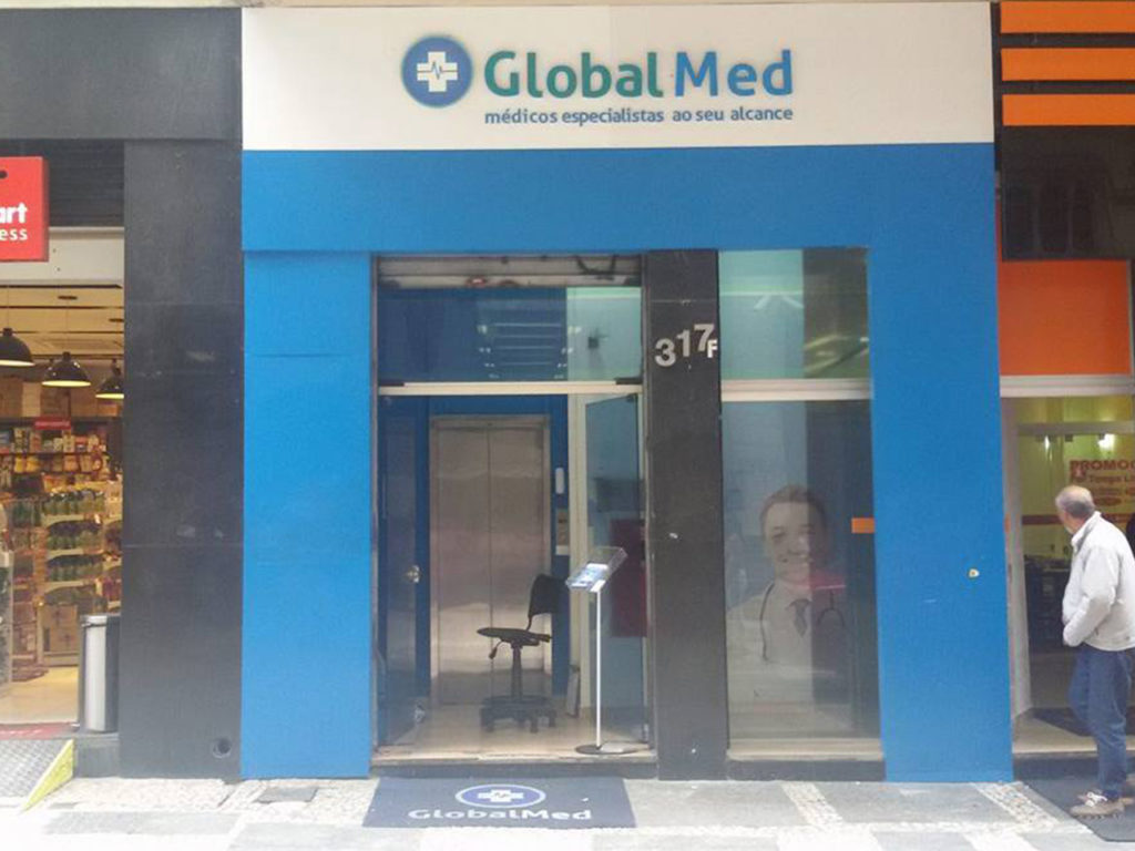 GlobalMed Clínica Médica Centro