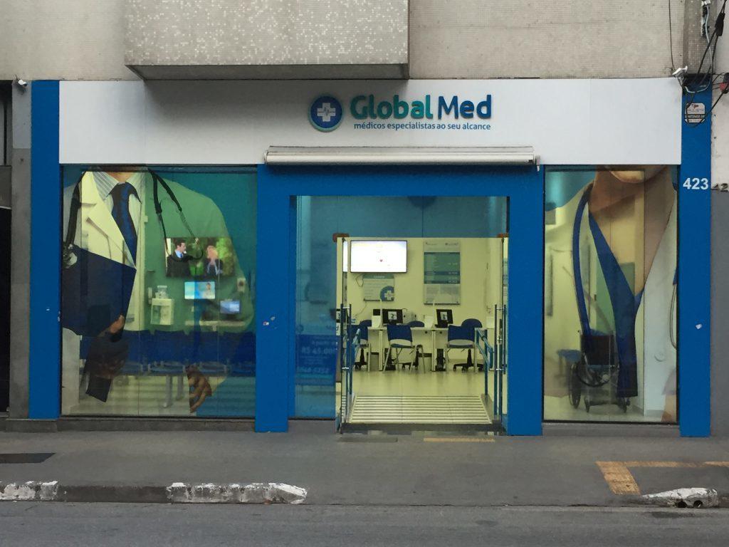GlobalMed Clínica Médica Lapa